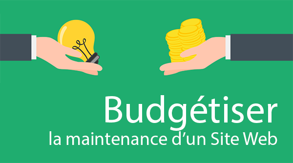Comment budgétiser la maintenance de votre site web