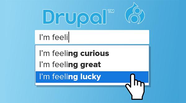 La recherche avec Drupal 8: Grandes opportunités et modules puissants