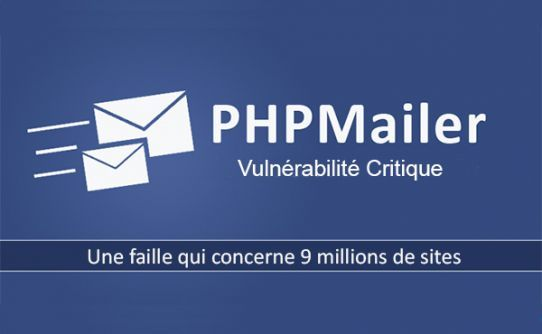 faille phpmailer