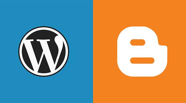 WordPress Vs Blogger: Lequel est le meilleur